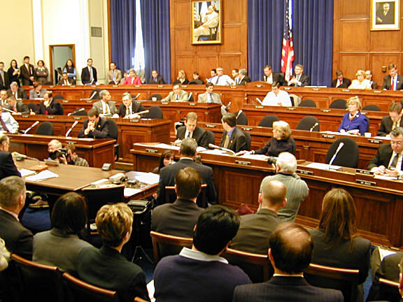 U.S. House Financial Services Committee